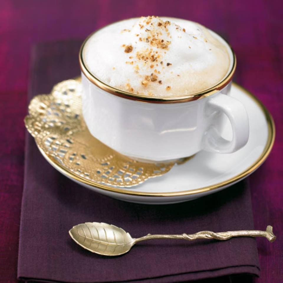 Nusskaffee-Melange Rezept