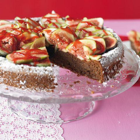 Mandel-Schoko-Kuchen