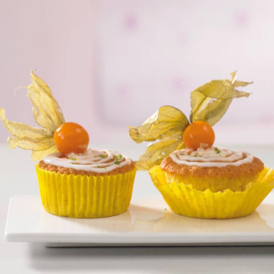Physalis-Muffins Rezept