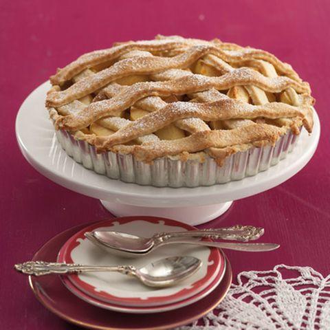 Apple Pie mit Karamell