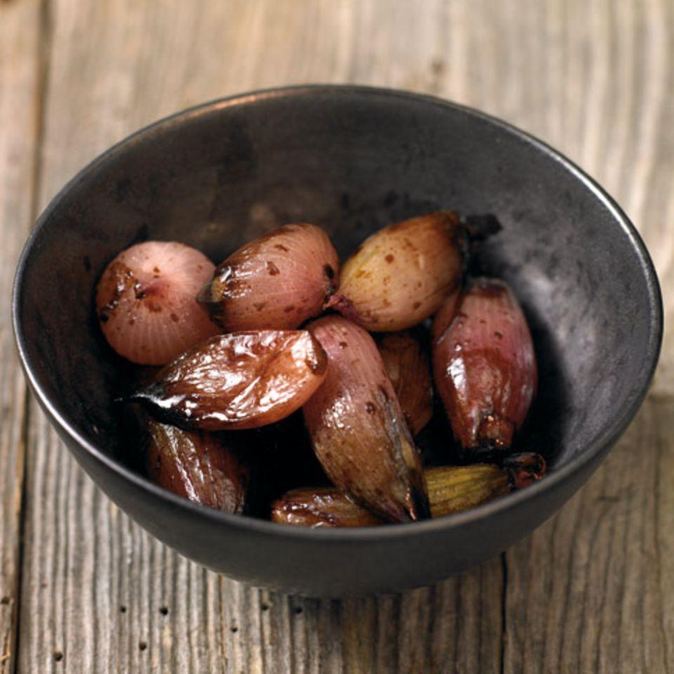 Balsamico-Schalotten