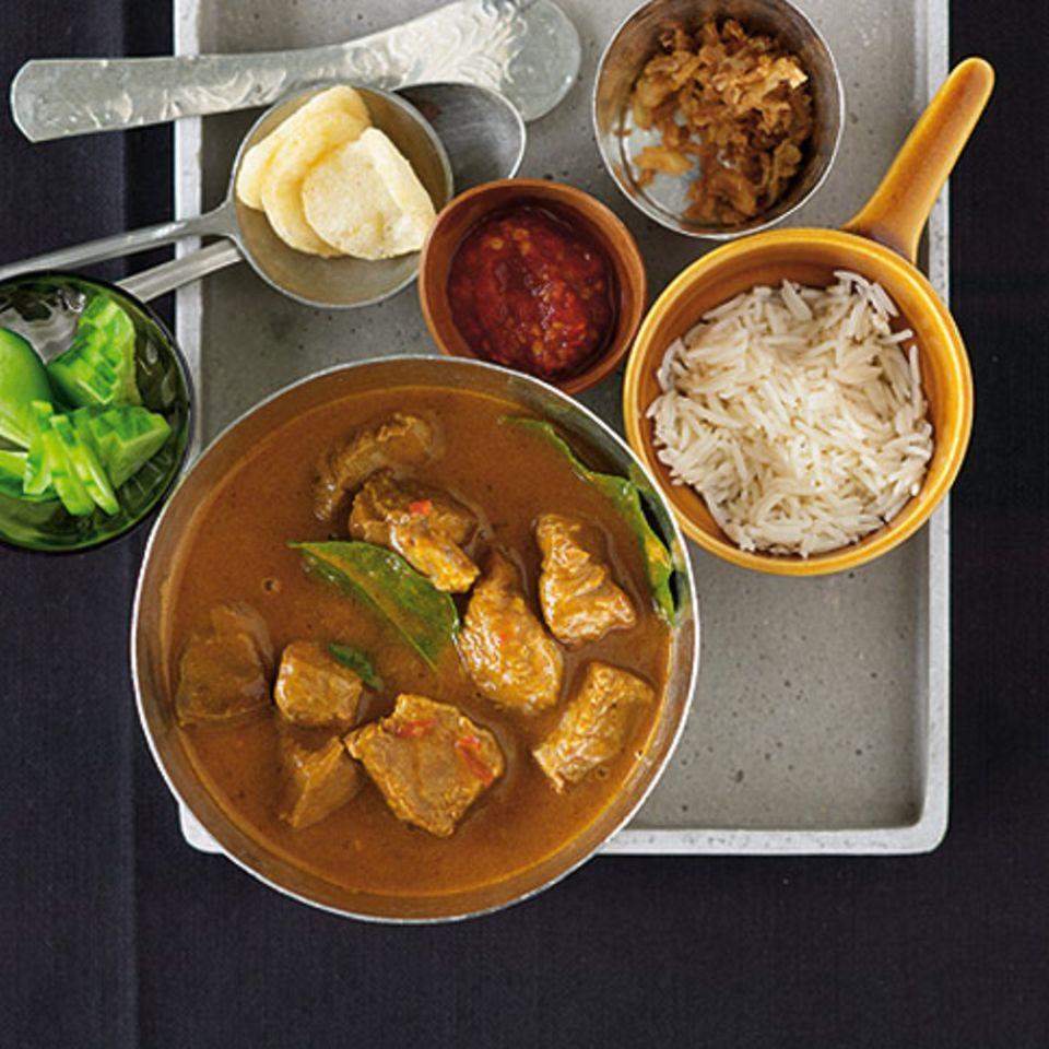 Curry Rendang