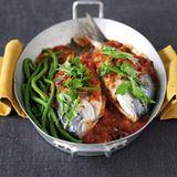Spicy Fisch-Curry