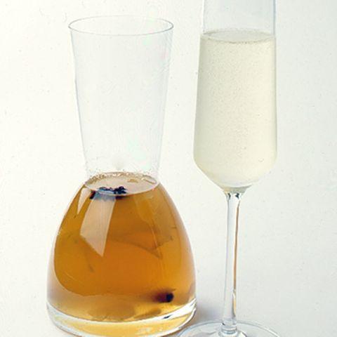 Zitronen-Gewürz-Sirup