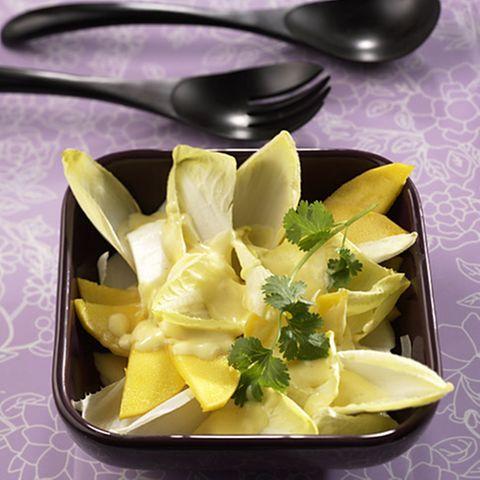 Chicorèe-Mango-Salat
