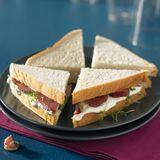Cabanossi-Sandwich