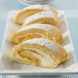 Mango-Roulade