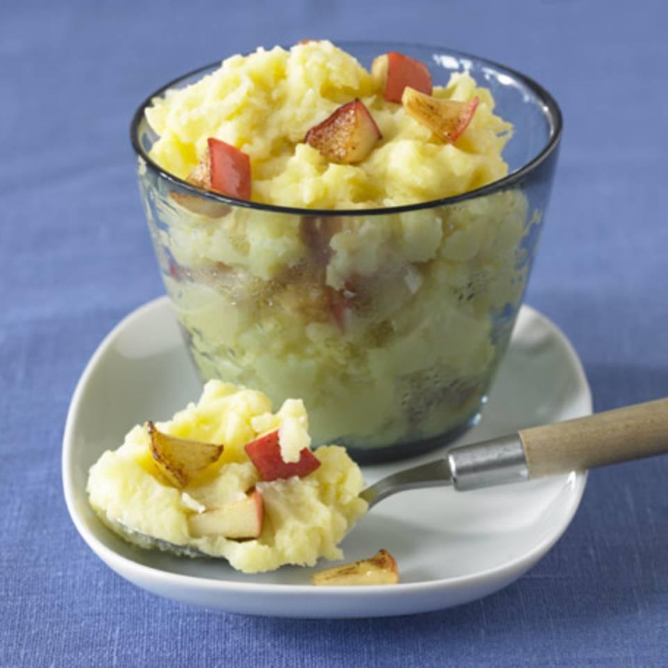Kartoffel-Apfel-Püree Rezept