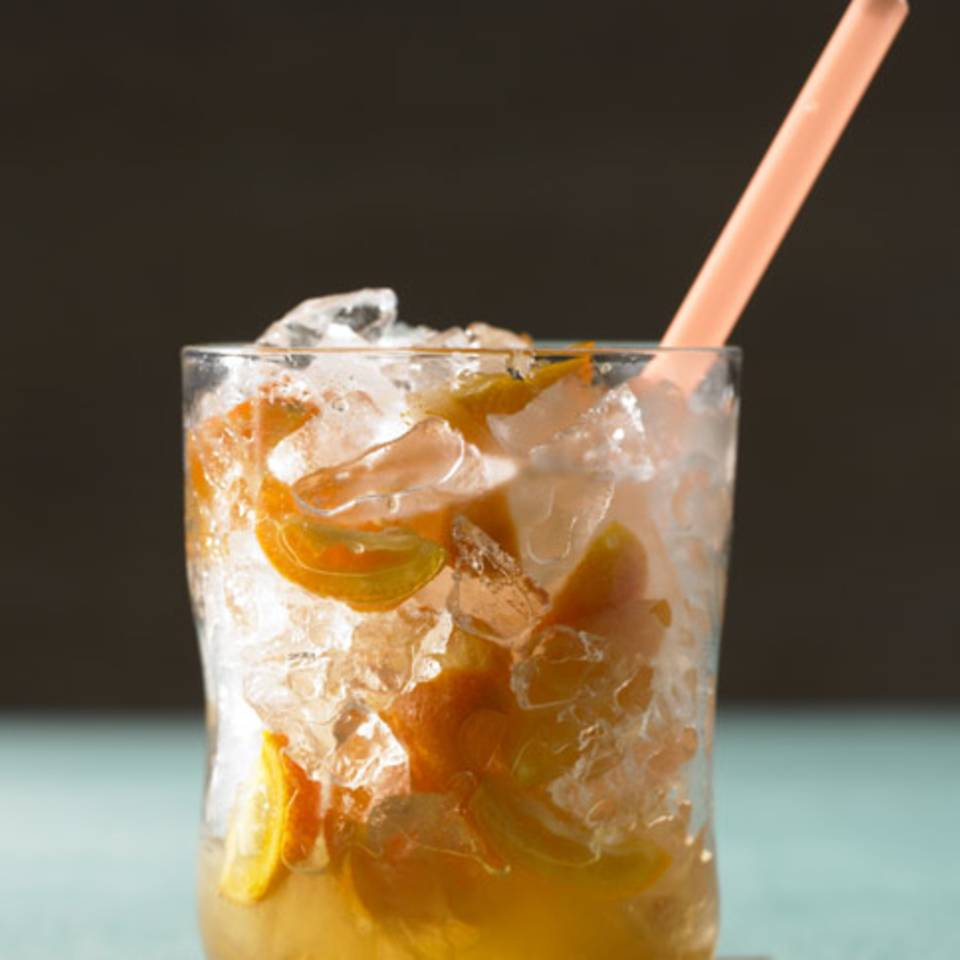 Kumquat-Cocktail Rezept