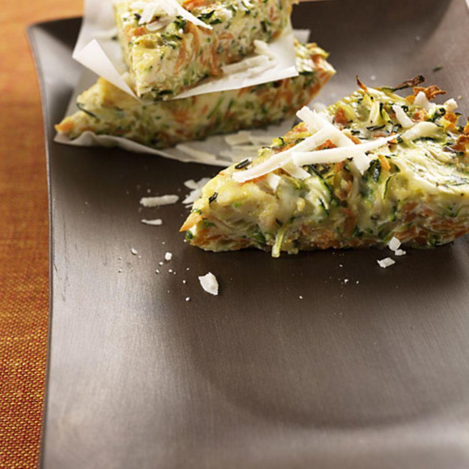 Zucchini-Frittata