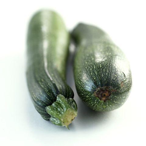 Zucchini-Wurst