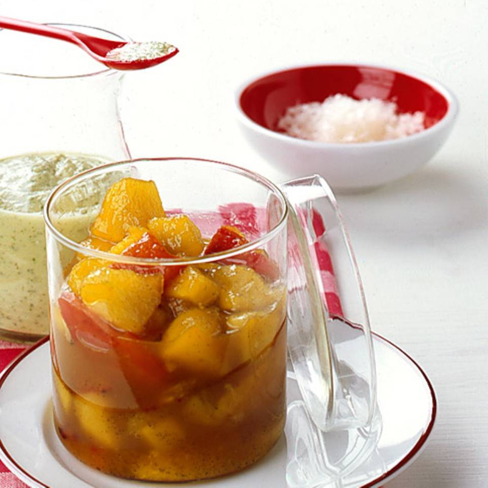 Apfel-Curry-Chutney Rezept