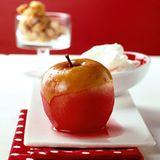 Grenadine-Weißwein-Apfel