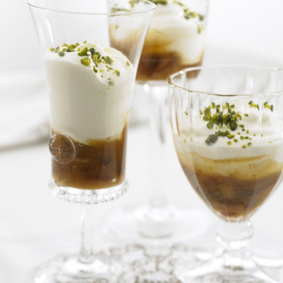 Schnelle Desserts - [ESSEN UND TRINKEN]