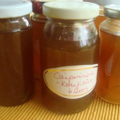 Caipirinha-Marmelade