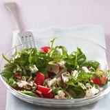 Radieschen-Rauke-Salat