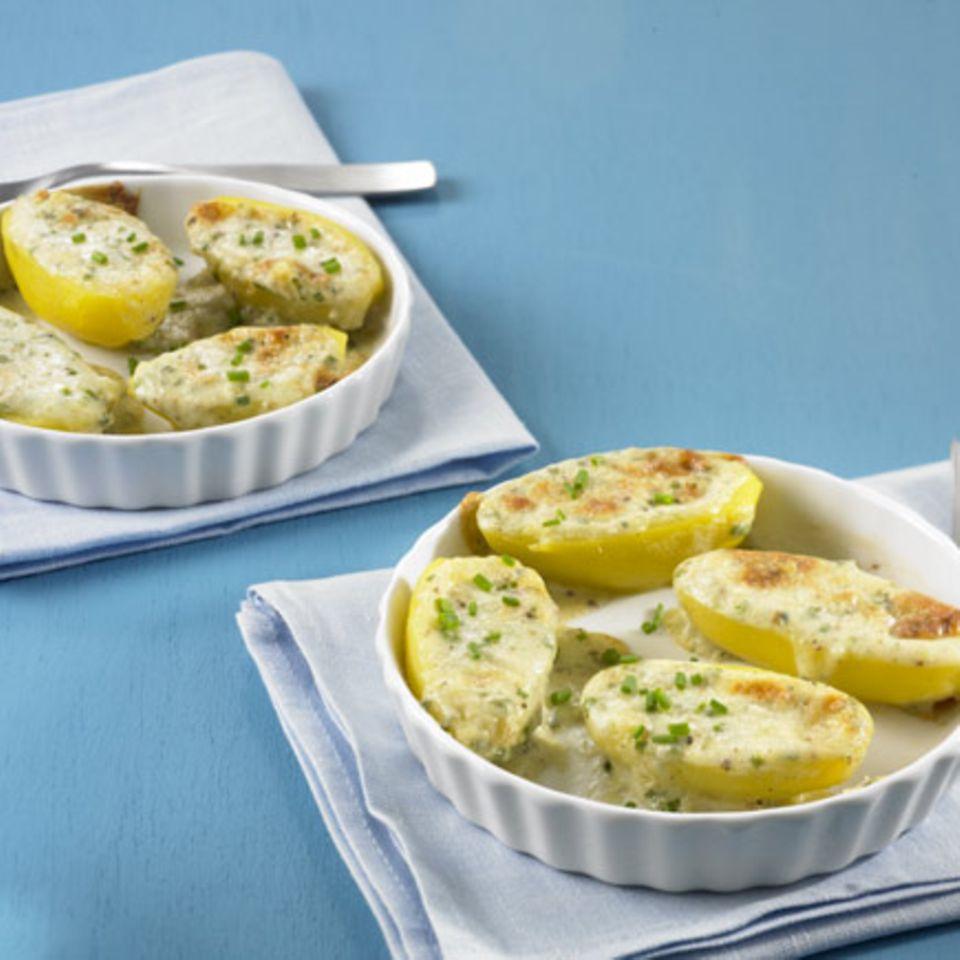 Roquefort-Kartoffeln