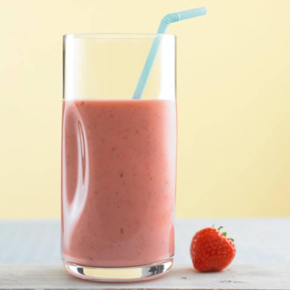 Erdbeer-Lassi Rezept