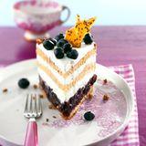 Heidelbeer-Anis-Torte