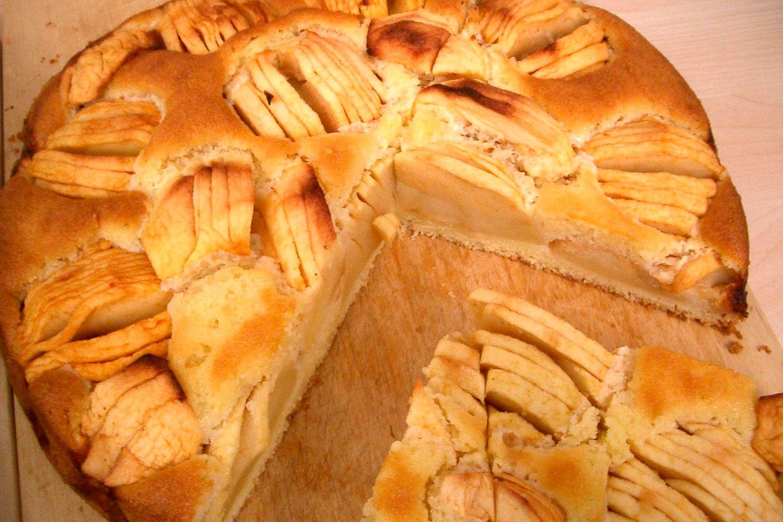 Leckerer Apfelkuchen Rezept Essen Und Trinken