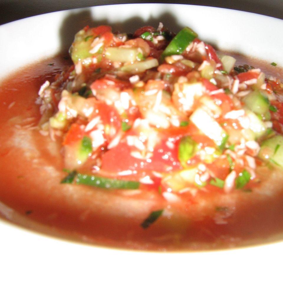 Tomaten-Gurken-Relish