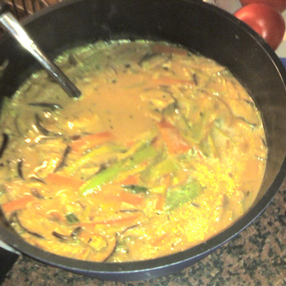 Thai-Hühner-Curry