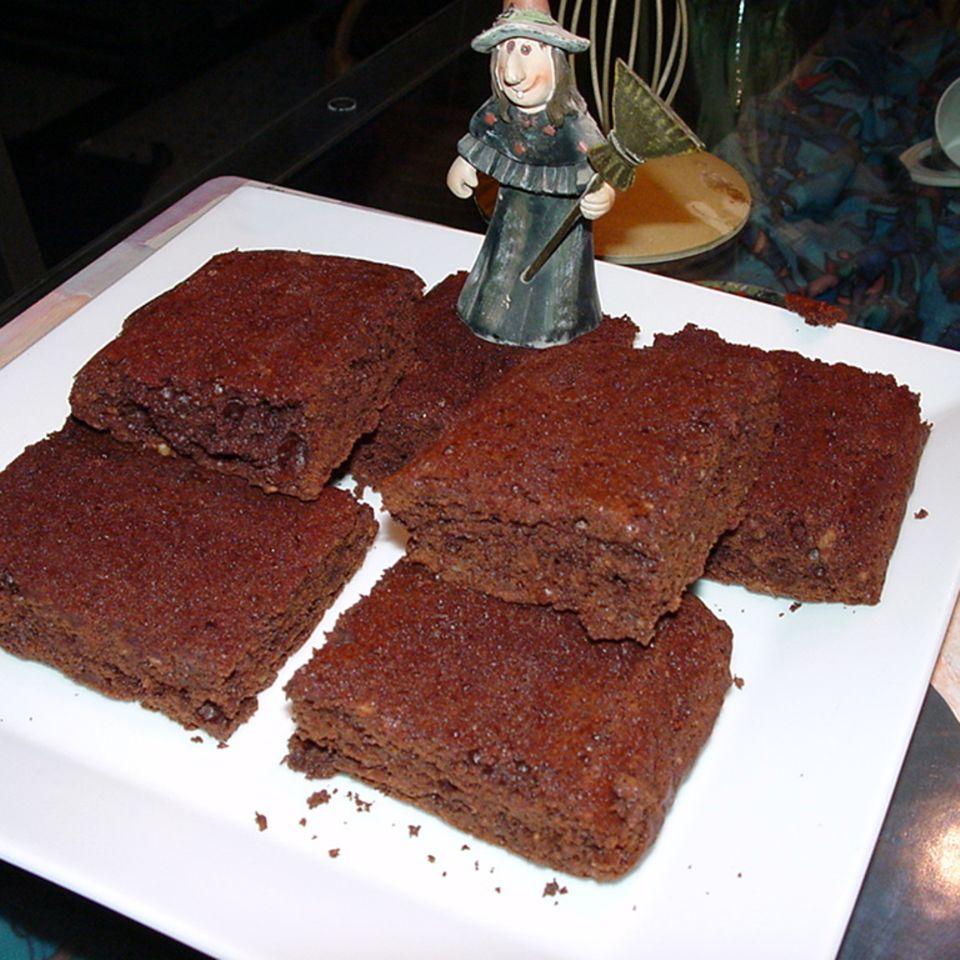 Angi's Fast Food Brownies