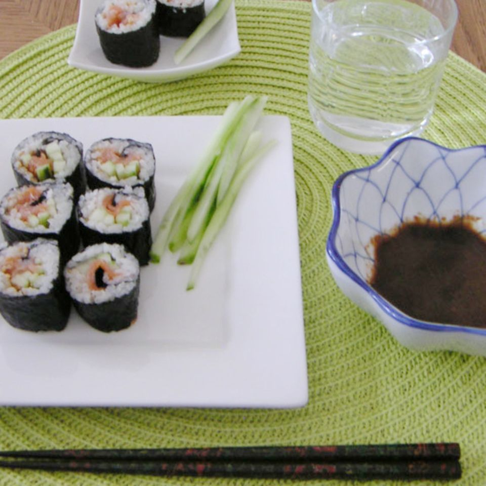 Sushi-Reis Grundrezept