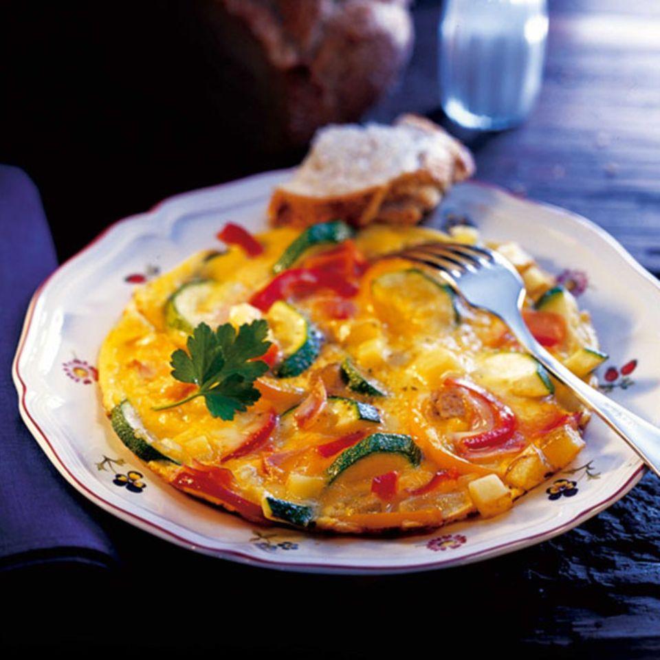 Omelette Appenzeller Art