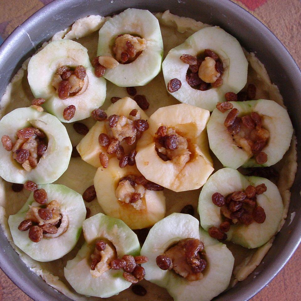 Angi's feiner Bratapfelkuchen