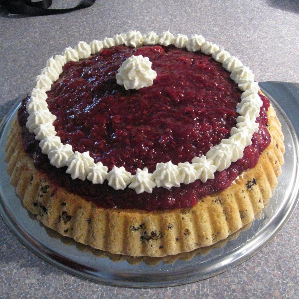 Rote Grütze-Torte