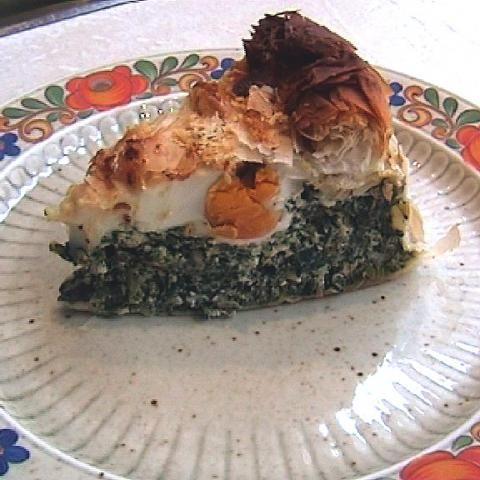Torta pasqualina (Ostertorte)