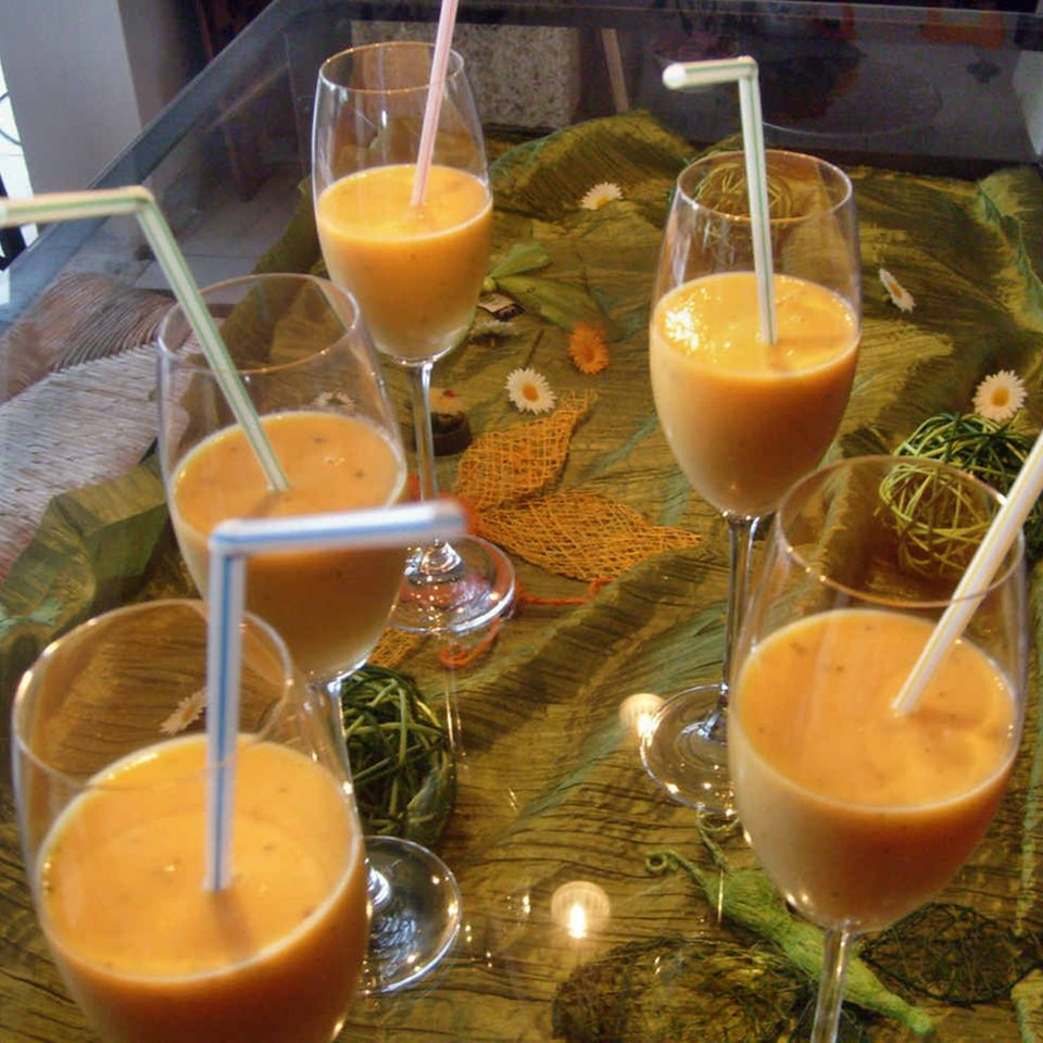 Papaya-Drink
