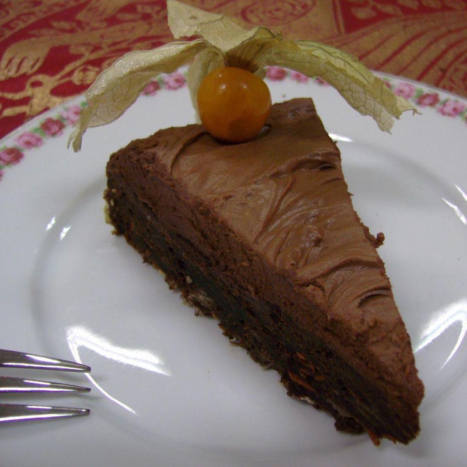 Anett`s Chocolate-Fudge-Cake