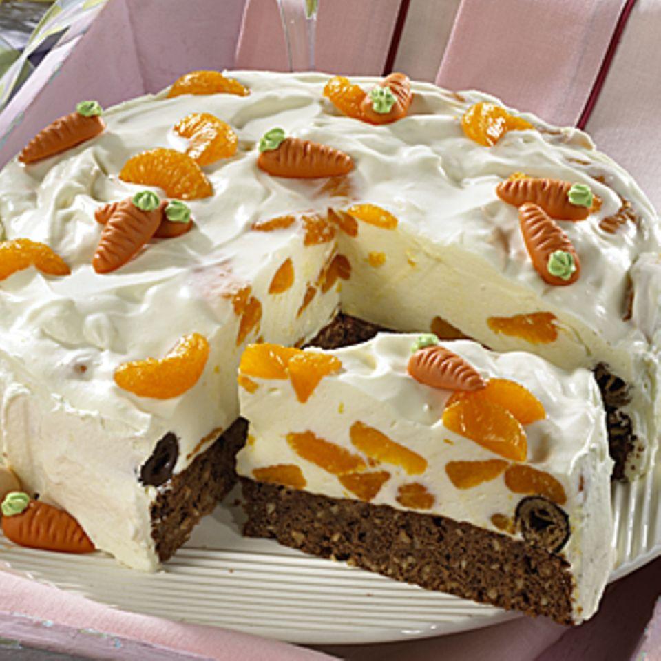 Prosecco-Mandarinen-Torte