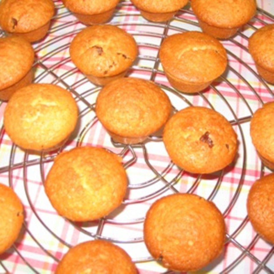 Süße Mini-Muffins