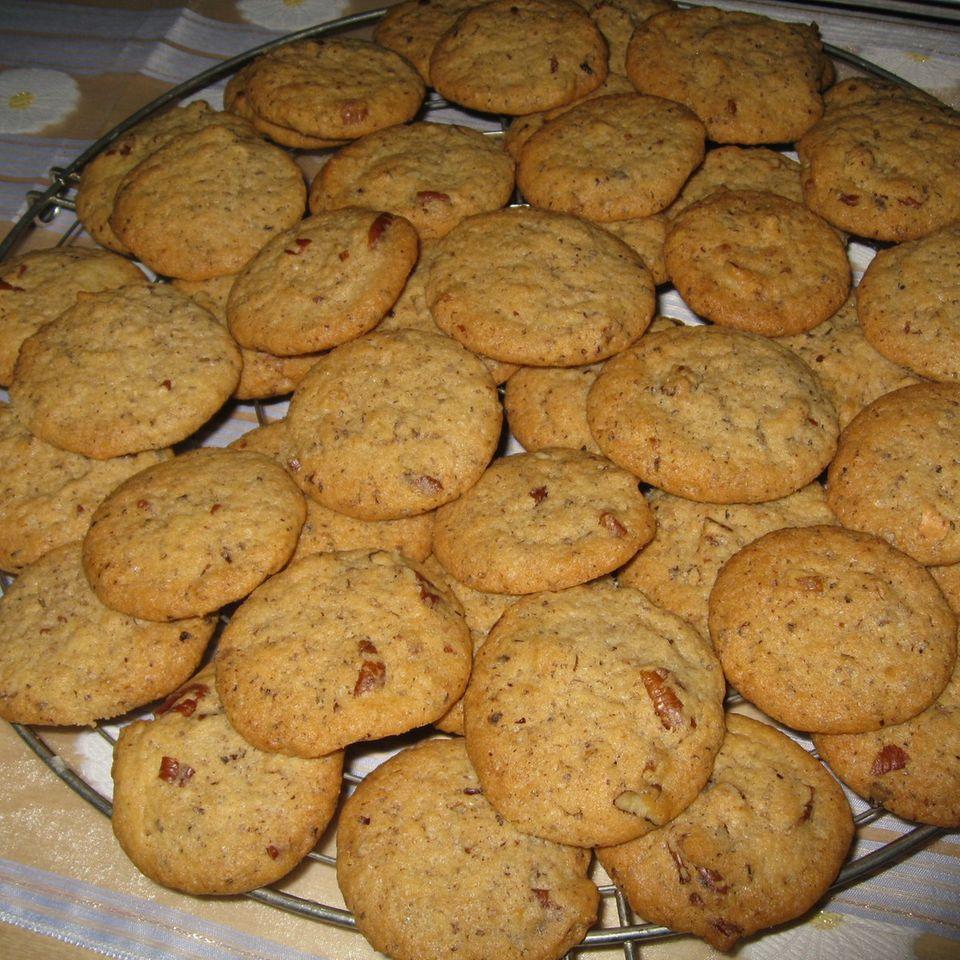 Double-Nut Cookies