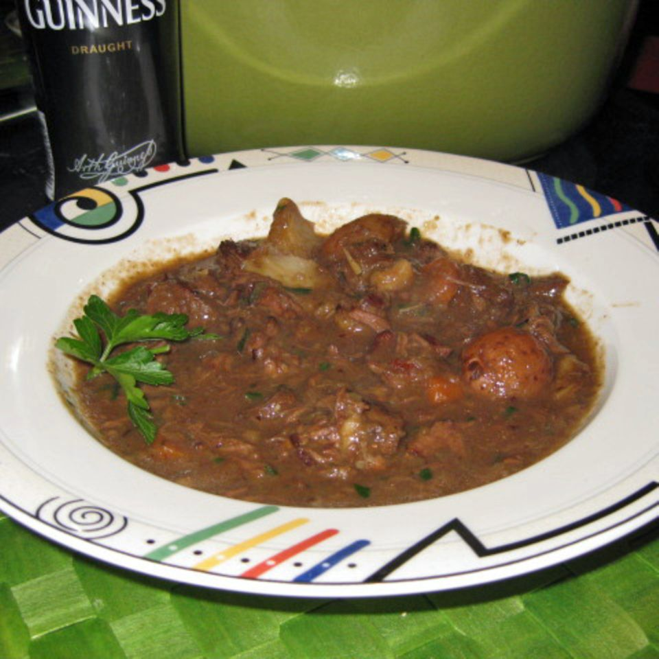 Beef Stew mit Guiness