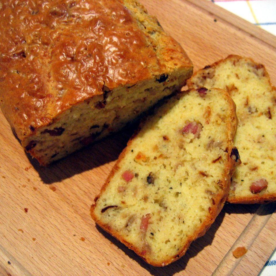 Herzhafter Speck-Zwiebel-Kuchen