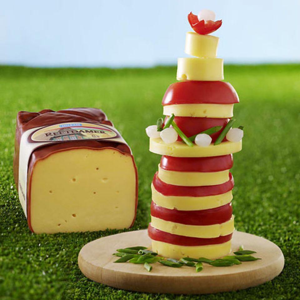 Kinder Käse Leuchtturm