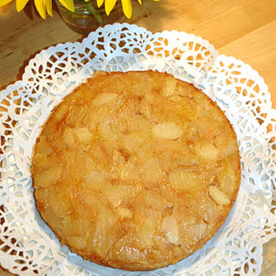 Apfel-Toffee-Kuchen