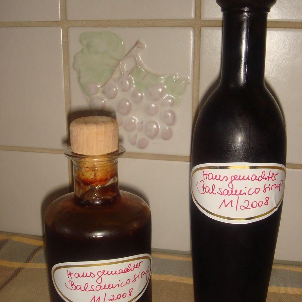 Balsamicosirup *hausgemacht*