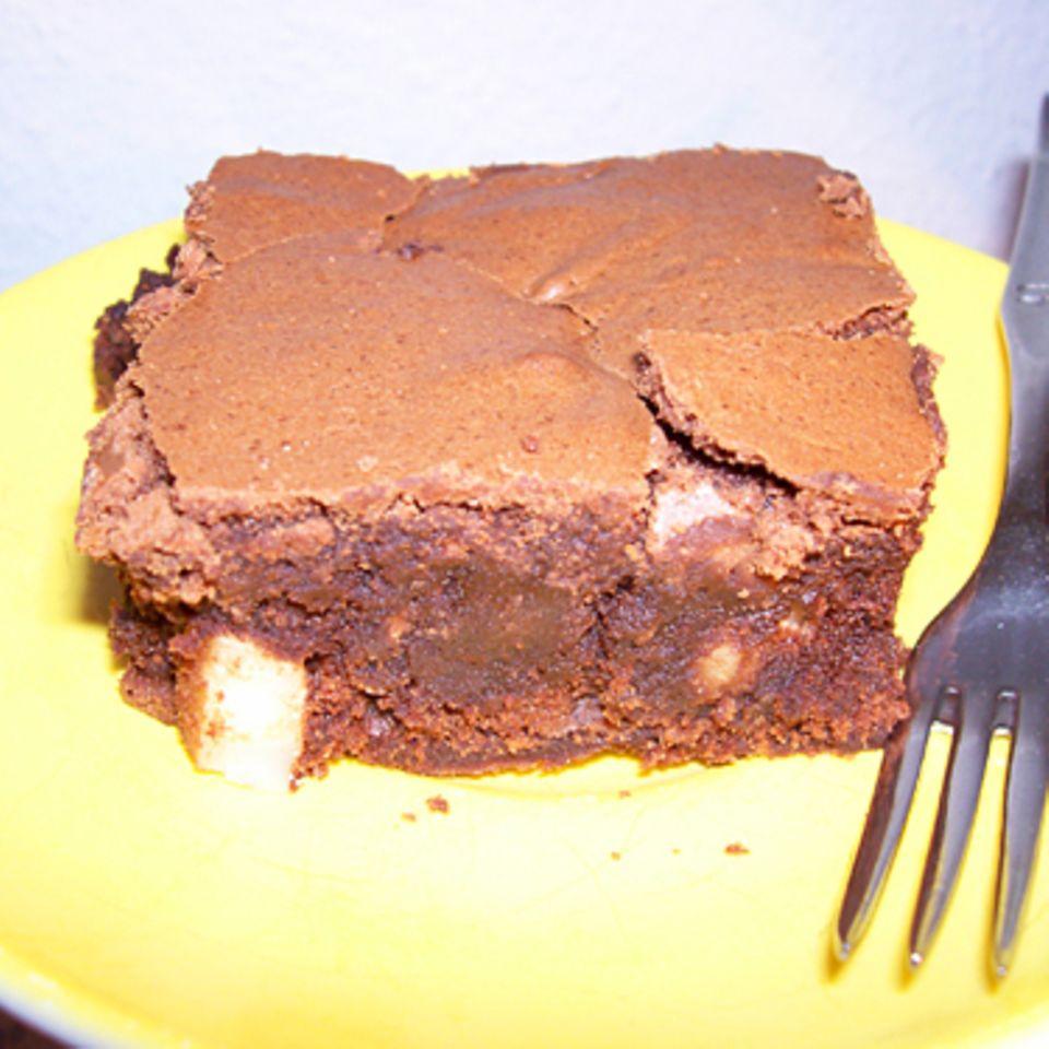 Brownies mit Pecannüssen