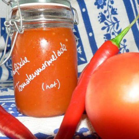 Teuflische Tomatenmarmelade