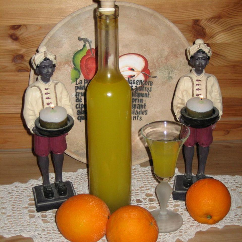 Arancino - Orangenlikör