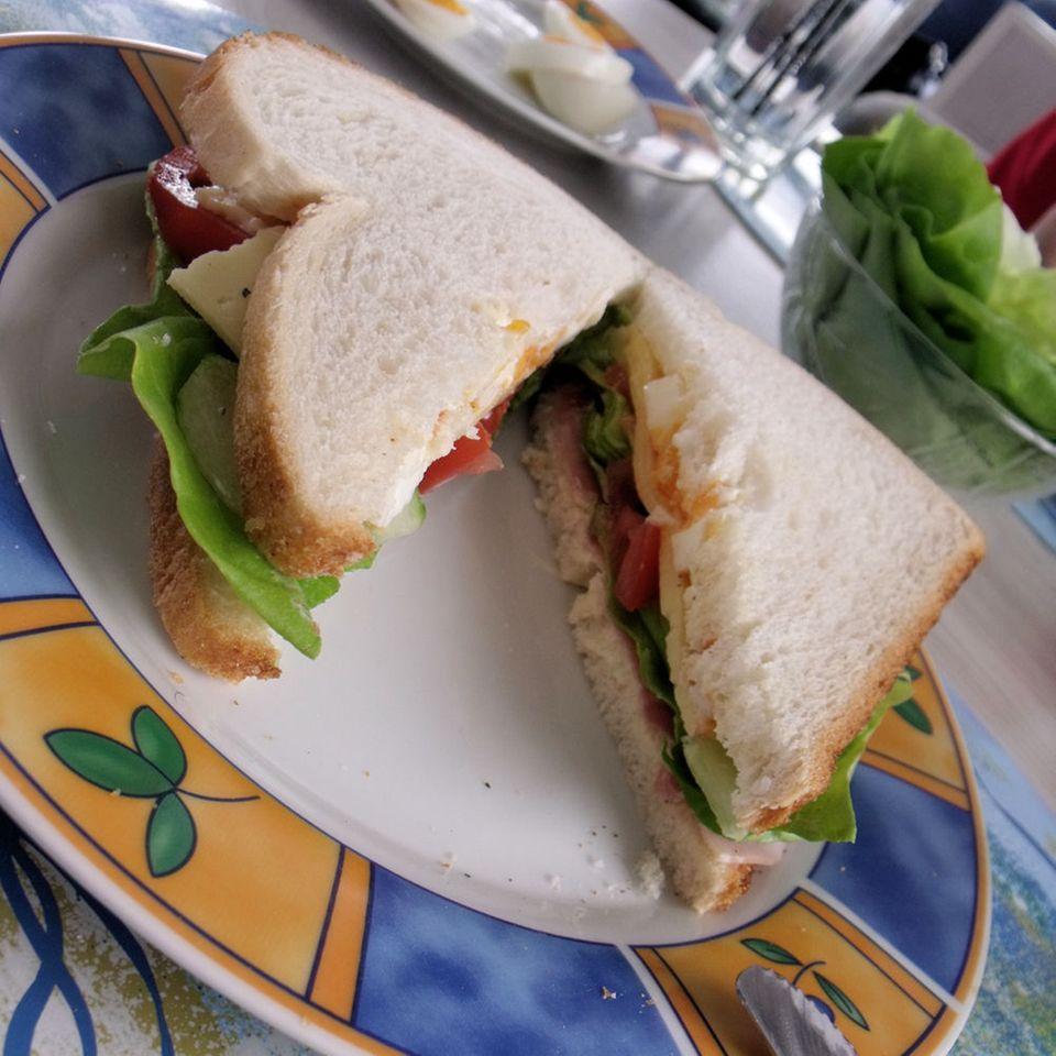 Picknick-Sandwiches