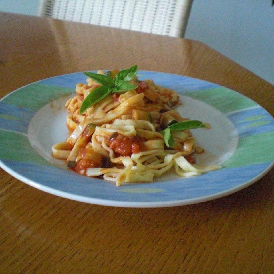 Spaghetti à la Maremma