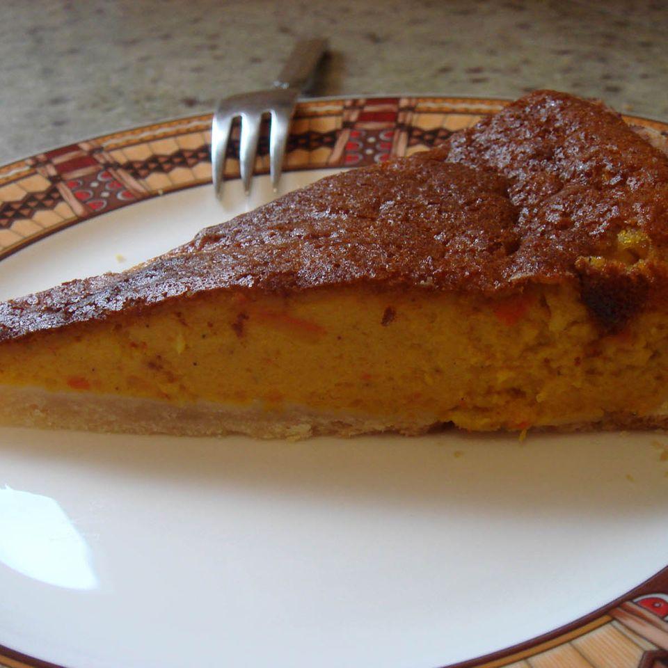 Pumpkin Pie (Kürbiskuchen)