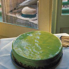 VERT-VERT Grüner Kuchen