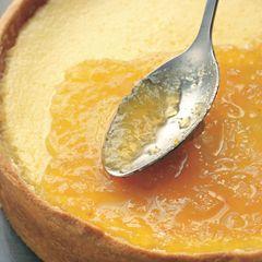 Orangen-Käse-Kuchen